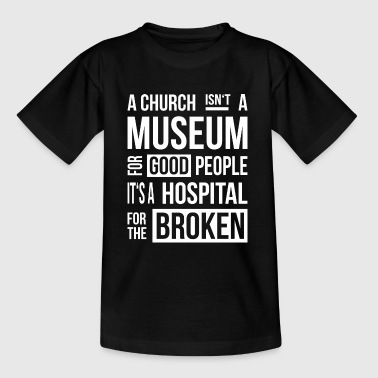 Church Museum - Kinderen T-shirt