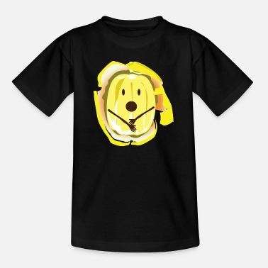 Nudity Nude lemon nudity taking off funny gift - Kids' T-Shirt