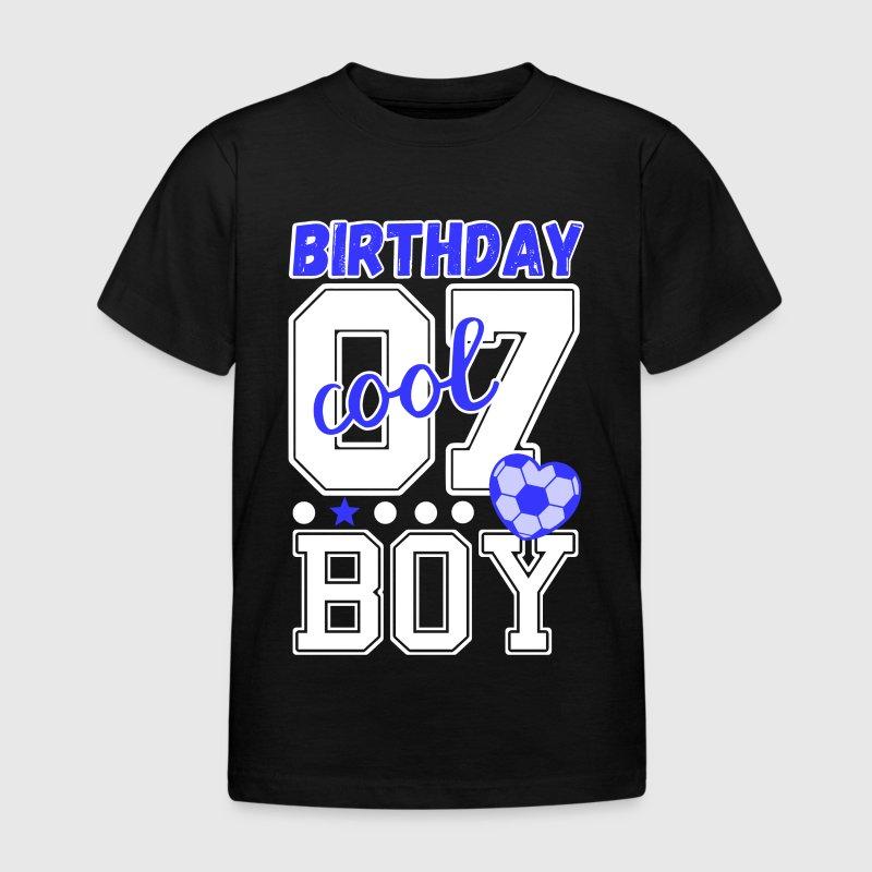 7. Geburtstag cool boy Jungen Jungs von Geschenke-sylltra | Spreadshirt
