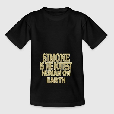 Simone - Kids' T-Shirt