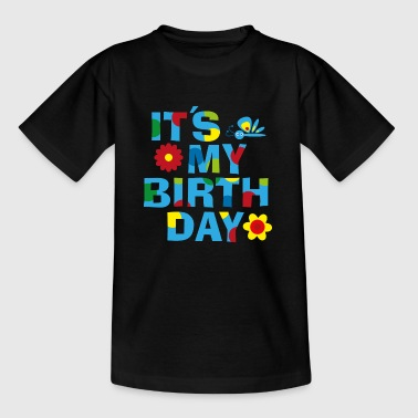 Birthday boys - Kids' T-Shirt