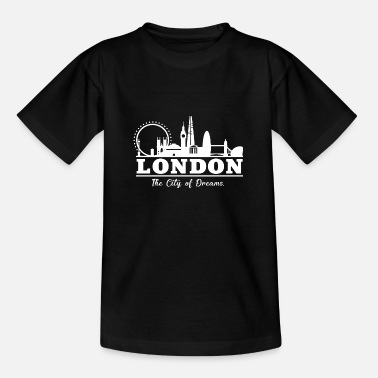 Uk UK - Kinder T-Shirt