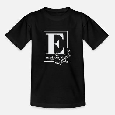 Emotion Emotion - Kinder T-Shirt