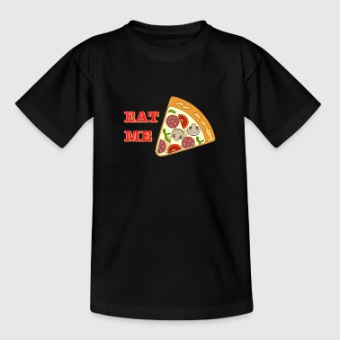 ME COME - Pizza - Camiseta niño