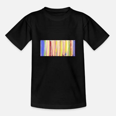 Colores Colorful Color Play Color Color Summer Colorful - Kids' T-Shirt