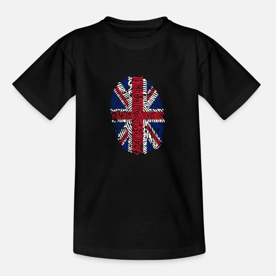 Big Ben T-Shirts - United Kingdom - Kids' T-Shirt black