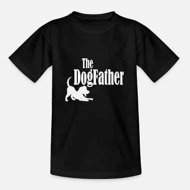 Sayings The dogfather - Kids' T-Shirt