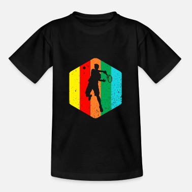 Tennis Tennis - Kinder T-Shirt