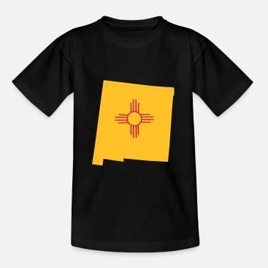 New Mexico New Mexico - Kinderen T-shirt