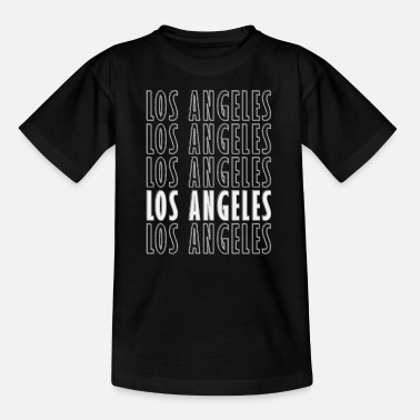 Los Angeles Los Angeles - Kinderen T-shirt