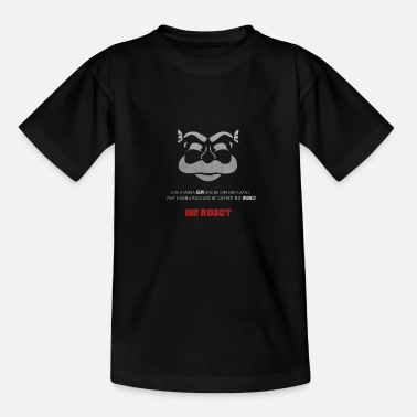 Serie Mr Robot - Fsociety - Kinder T-Shirt
