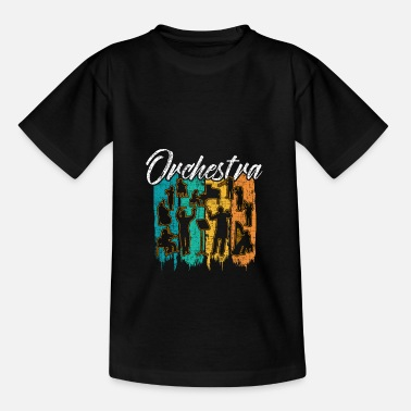 Orchester Orchester - Kinder T-Shirt