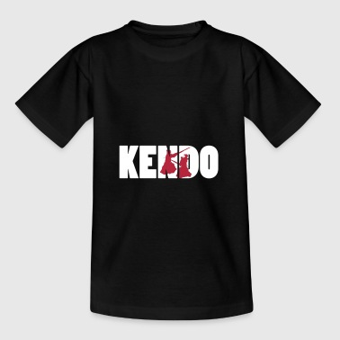 Kendo ! - Kids' T-Shirt