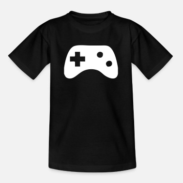 Quality Control Game Controller Icon - Kids' T-Shirt