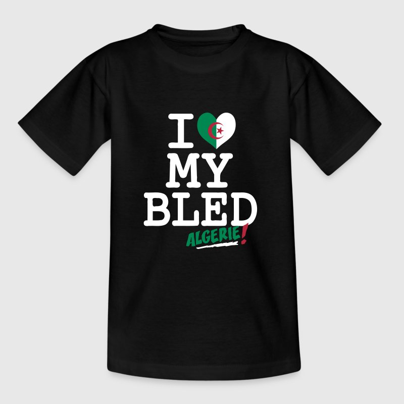 I love MY BLED Algerie - T-shirt Enfant