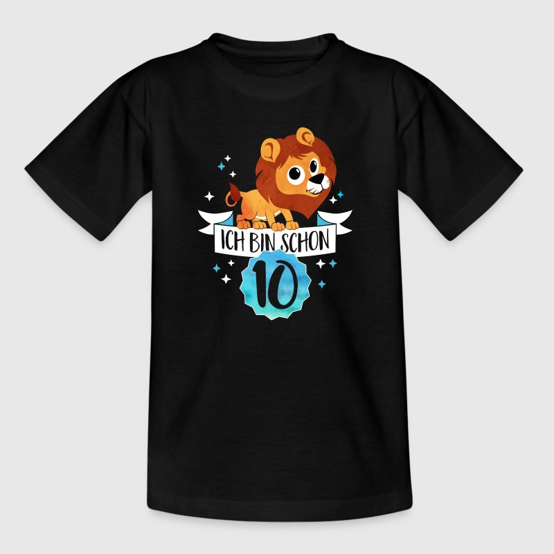 I'm already 10 - I am ten years old - Kids' T-Shirt