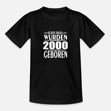 Engel 2000 - Geburt - Engel - Kinder T-Shirt
