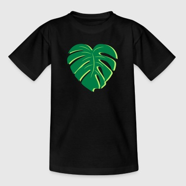 Monstera - Kids' T-Shirt