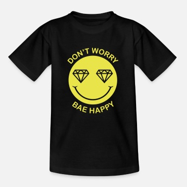 Sorgen KEINE SORGE - BAE HAPPY - Kinder T-Shirt
