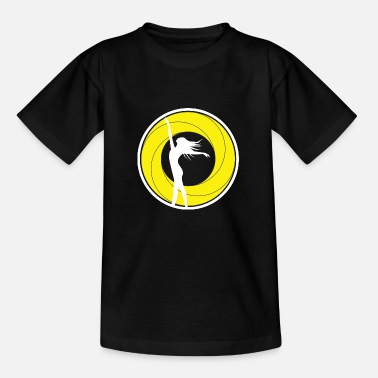 Yoga - Kinder T-Shirt