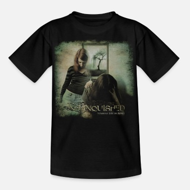 Asher Relinquished - Susanna Lies in Ashes - Kinder T-Shirt