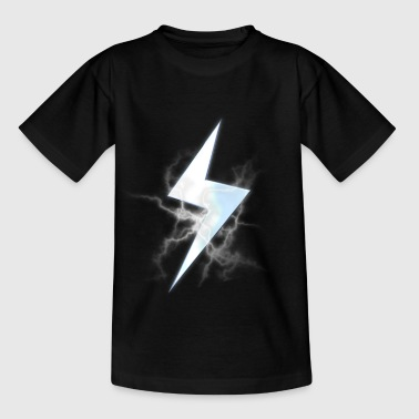 Lightning strike - Kids' T-Shirt