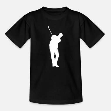 Golf Clubs golf club - Kids' T-Shirt