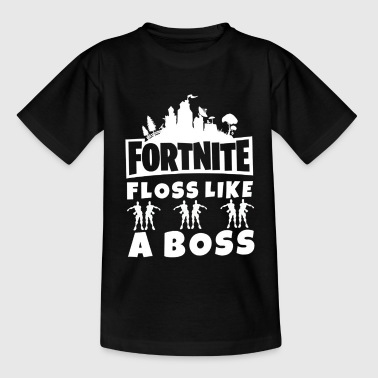 floss like a boss - Kids' T-Shirt