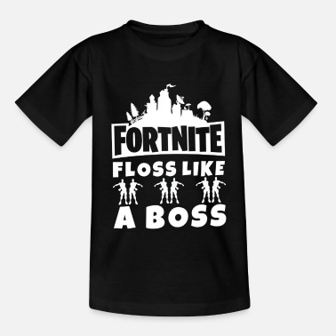 Like floss like a boss - Kids' T-Shirt