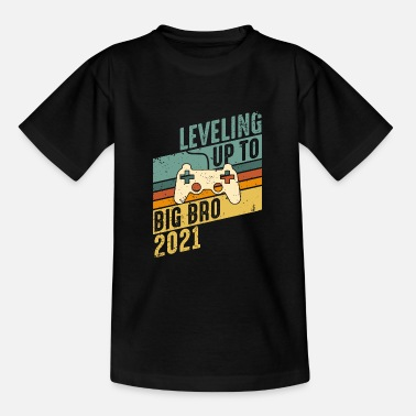 2021 Utjämning av Big Brother 2021 - Big Brother Gamer - T-shirt barn