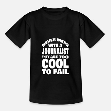 Never Again journalist - Kinder T-Shirt