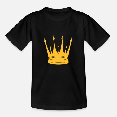 Stark Man krona / kung / Crown / King - T-shirt barn