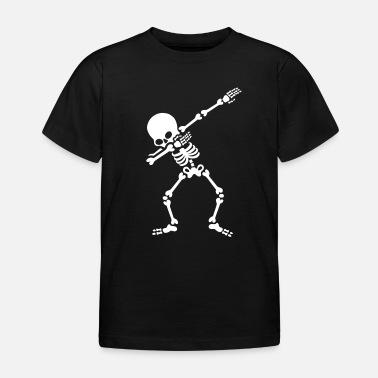 4f74a3964bd2d T-shirt Squelette à commander en ligne | Spreadshirt