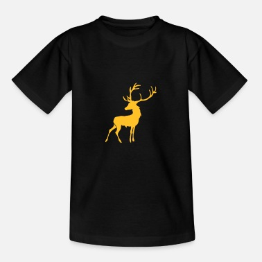 Hjort Deer - T-shirt barn