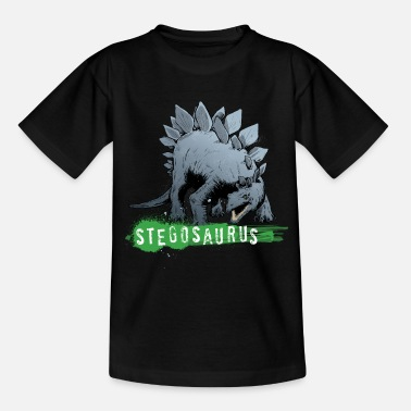 Officialbrands Animal Planet Stegosaurus - Lasten t-paita