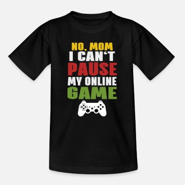 Online Online Gaming Online Games - Kids' T-Shirt