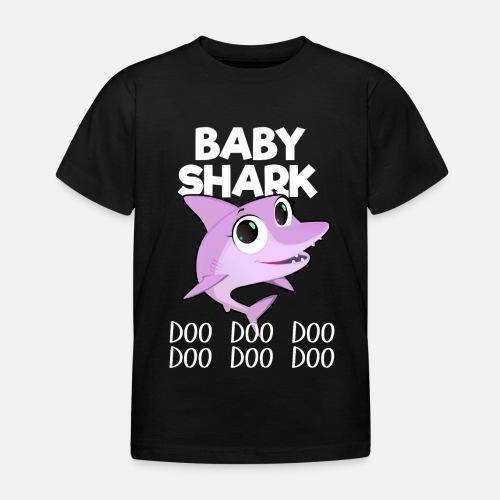 Camiseta Baby Shark Doo Doo Doo Camiseta Nino Spreadshirt