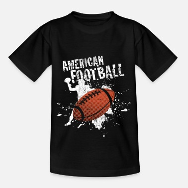 Rugby American football - Kids' T-Shirt