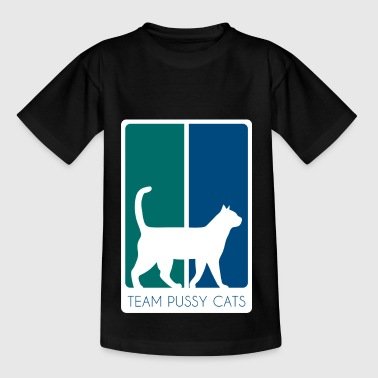 Team Pussy Cats - Kids' T-Shirt