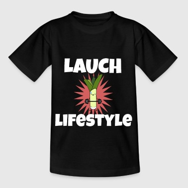 Lauch Lifestyle Lauch Lauch - Kinder T-Shirt