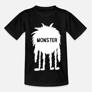 Monstre monstre - T-shirt Enfant