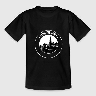 Pennsylvanie - T-shirt Enfant