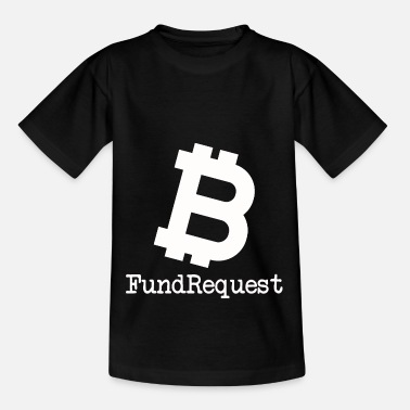 Currency cryptocurrency - Kids' T-Shirt