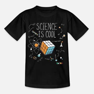 Science Rubik's Cube Science Cool - T-shirt Enfant