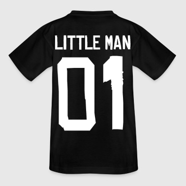 Vader Little Man - partner Shirt - Kinderen T-shirt