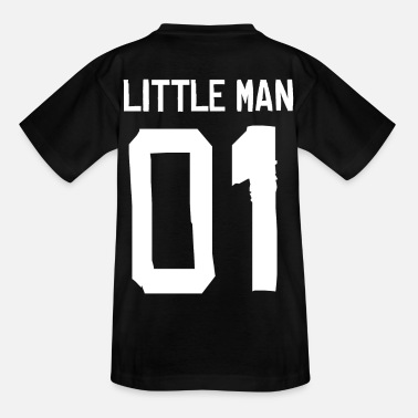 Zoon Little Man - partner Shirt - Kinderen T-shirt