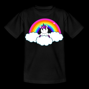 Rainbow Unicorn - Kids' T-Shirt