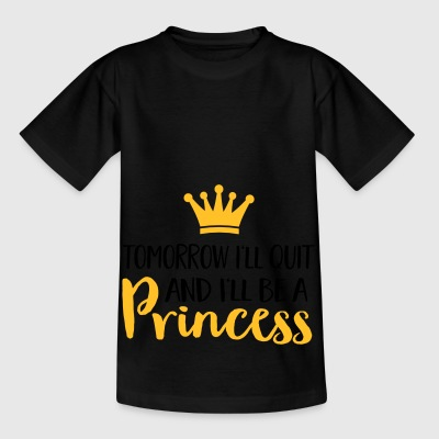 2541614 128440215 Princesse - T-shirt Enfant