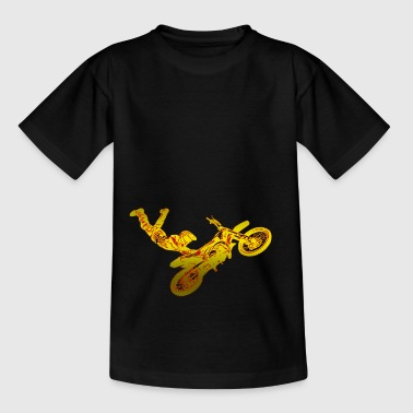 Jump Dirt Motocross - T-shirt Enfant