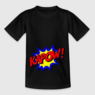 Kapow - Kinder T-Shirt